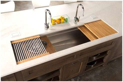 galley kitchen sink kitchen remodeling ideas the galley sink 1176
