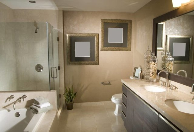 Mid Range Bathroom Remodel Cost bathroom remodeling costs in tallahassee - mcmanus kitchen and