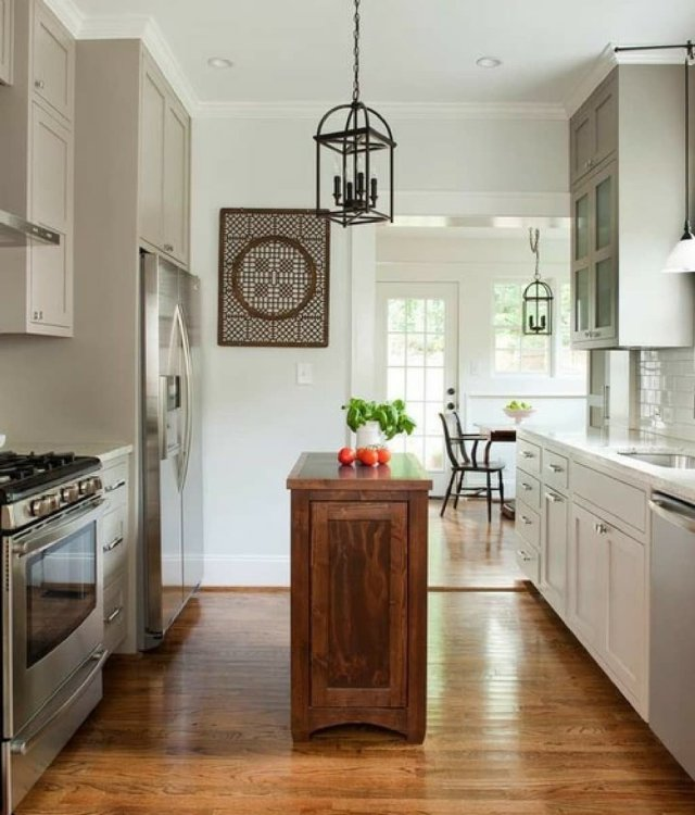 Adding an island to a small kitchen in tallahassee fl - Adding a kitchen island ...