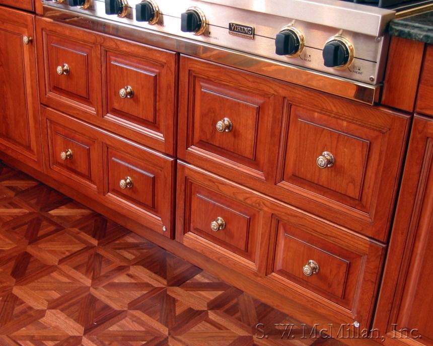 beautiful wood finish