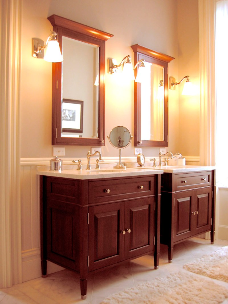 bath vanity beautify finish