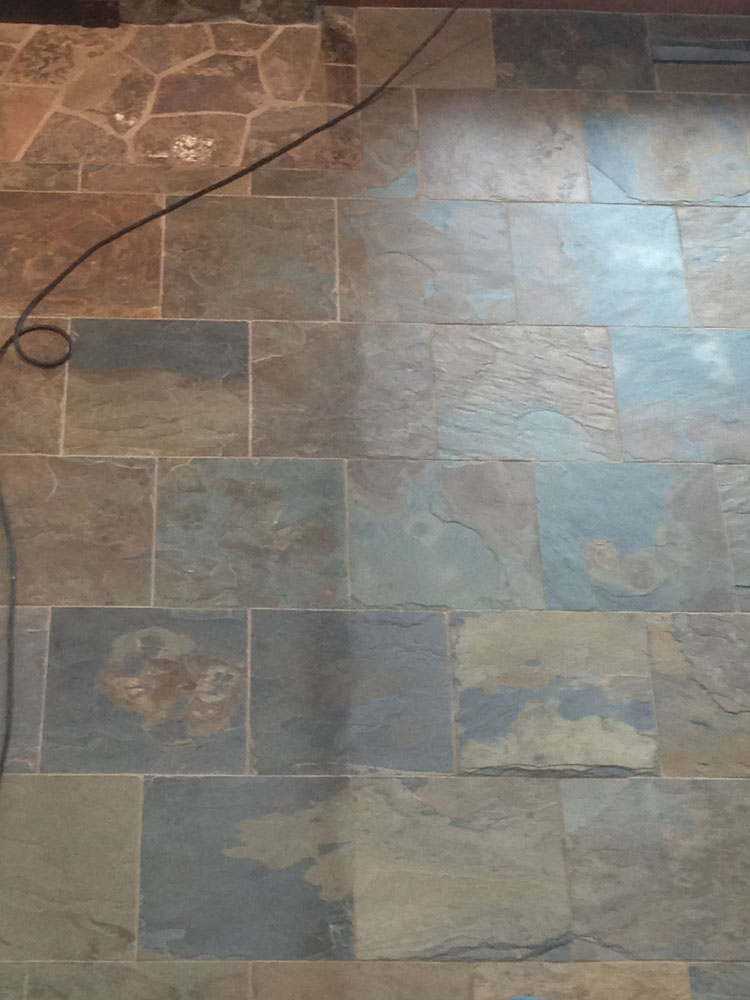 stone tile grout cleaning mcmillan