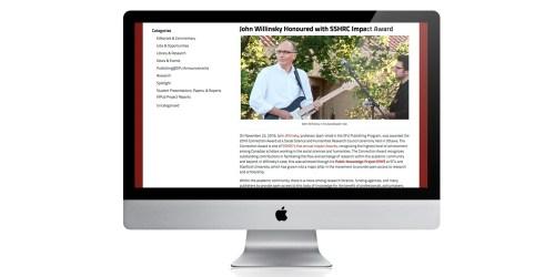 Publishing @ SFU blog