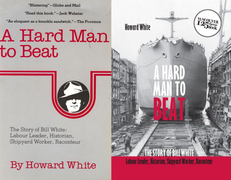 Cover images for A Hard Man to Beat