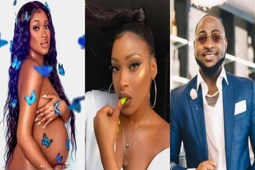 """I Feel Bad For Chioma"" – Reactions As Davido's Alleged 4th Baby Mama Shares Video Of Their Son"