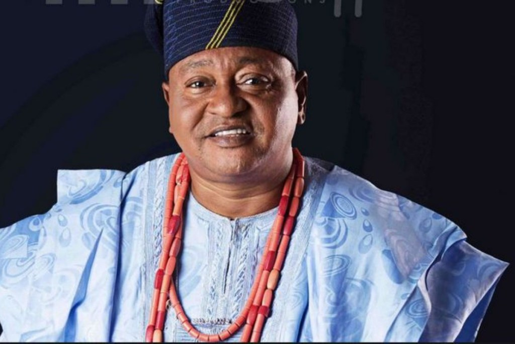 """""""I became a polygamist by God's will"""" – Jide Kosoko asserts"""