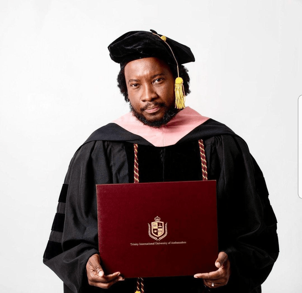 I wrote thesis for my honorary doctorate – Sonnie Badu (video)