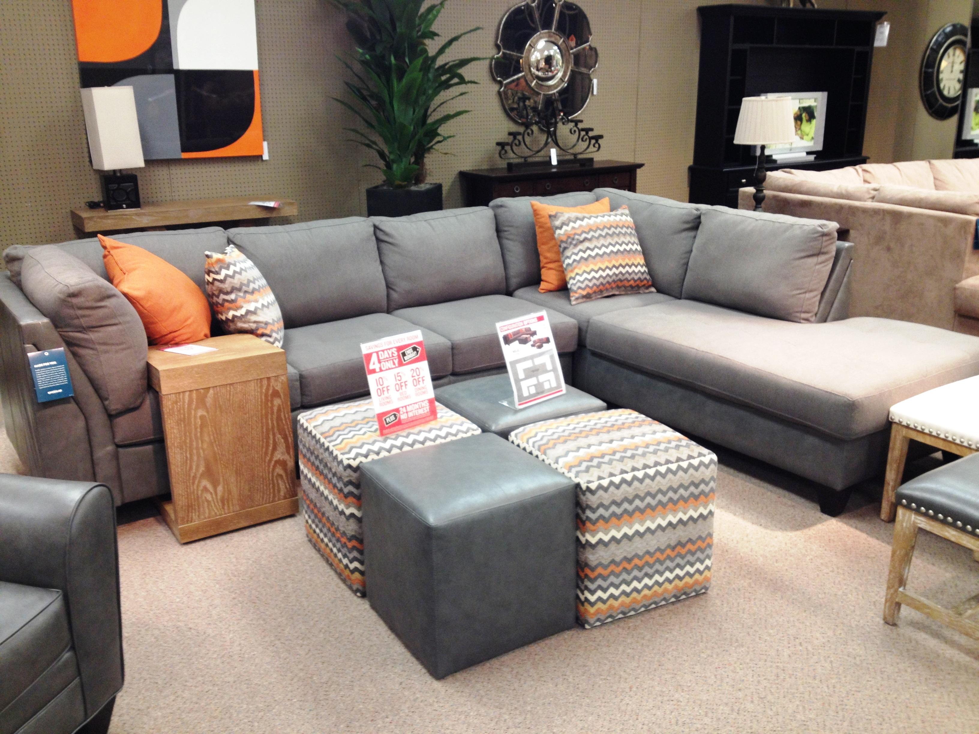 the sectional sofa saga mid century