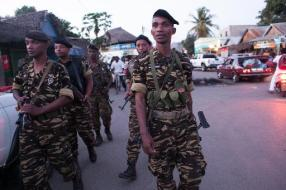 Armée malagasy