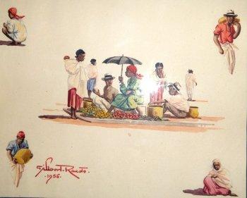 Peintures et sculptures de Madagascar Page aimée · 4 septembre 2015 ·