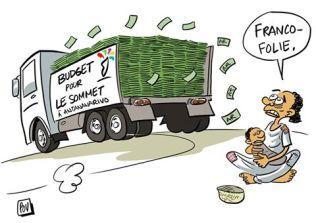 Francophonie 2016 L'Express de Mada