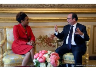 Mr Hollande Francophonie