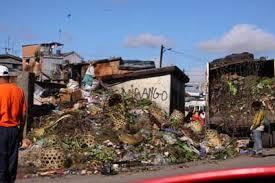 ordures peste