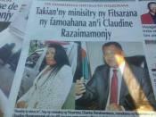 Claudine Fitsarana