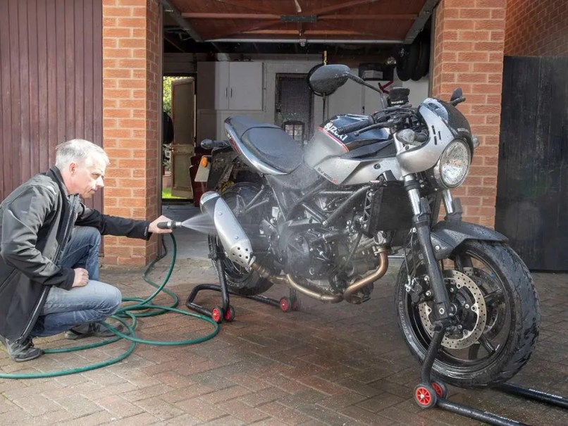 Your Motorbike A Proper Clean