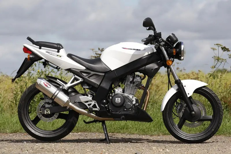 Wk Bikes 125r 2017 On Review Sd