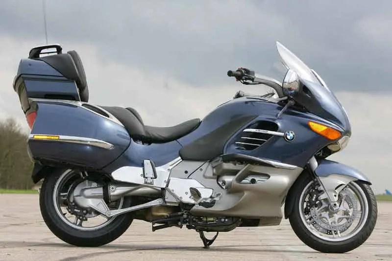 Bmw K1200lt Motorcycle Review Riding