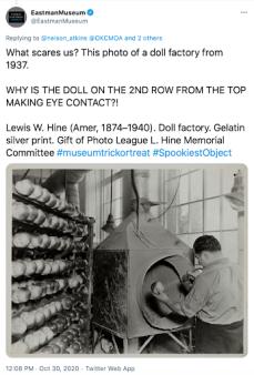 eastmanmuseum tweet example