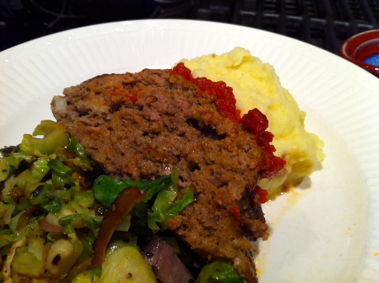 Meat and Potatoes Menu Idea – Comfort Food