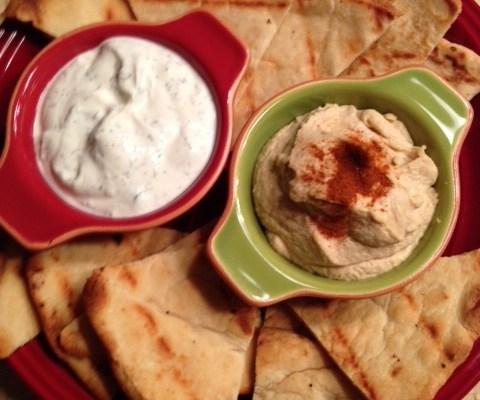 Simple Mediterranean Appetizers