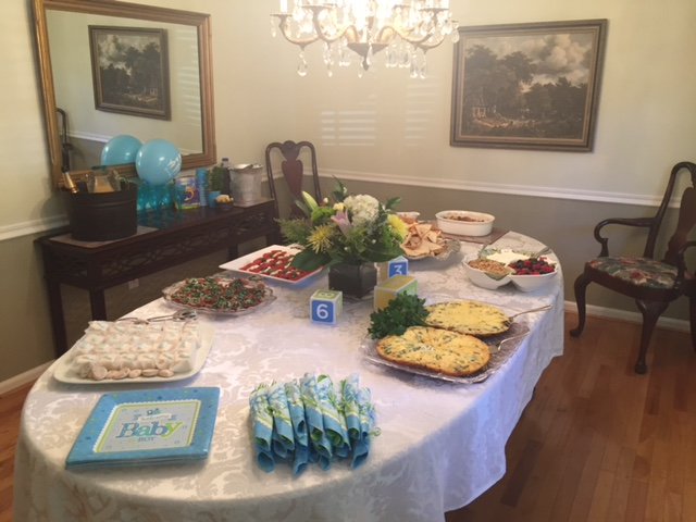 Catered Brunch for 20