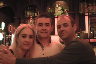 Couple & Friend in McNamee's