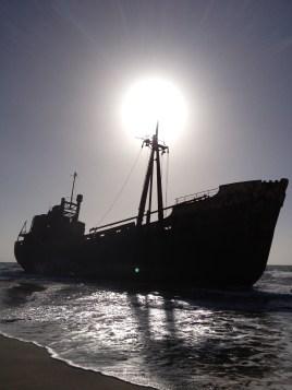 026 'Wrecked' - Greece