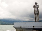 078 'Eternal Love Statue' - Batumi, Georfia