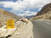 137 'Inspiring Words...' - Ladakh