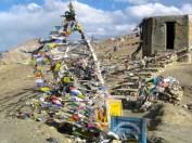 Definitely crossed to Buddhist Ladakh!