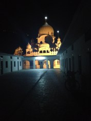 A stay in a Gurdwara