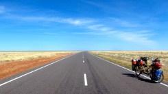 Long roads, big skies