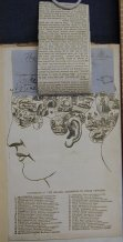 Whitman, annotations on phrenology, Duke University Libraries
