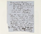 Whitman annotations, Duke University Library