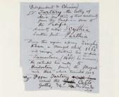 Whitman annotations, Duke University Library
