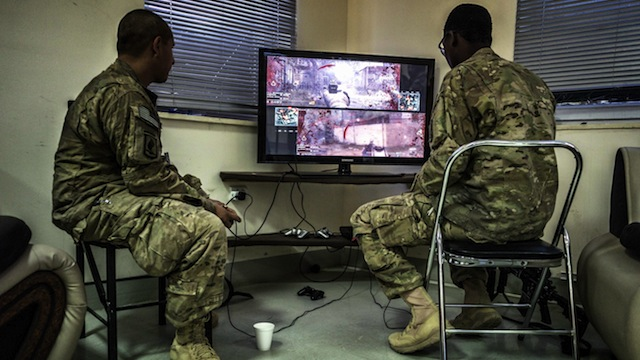 Just accepted: Article on veterans and video gaming