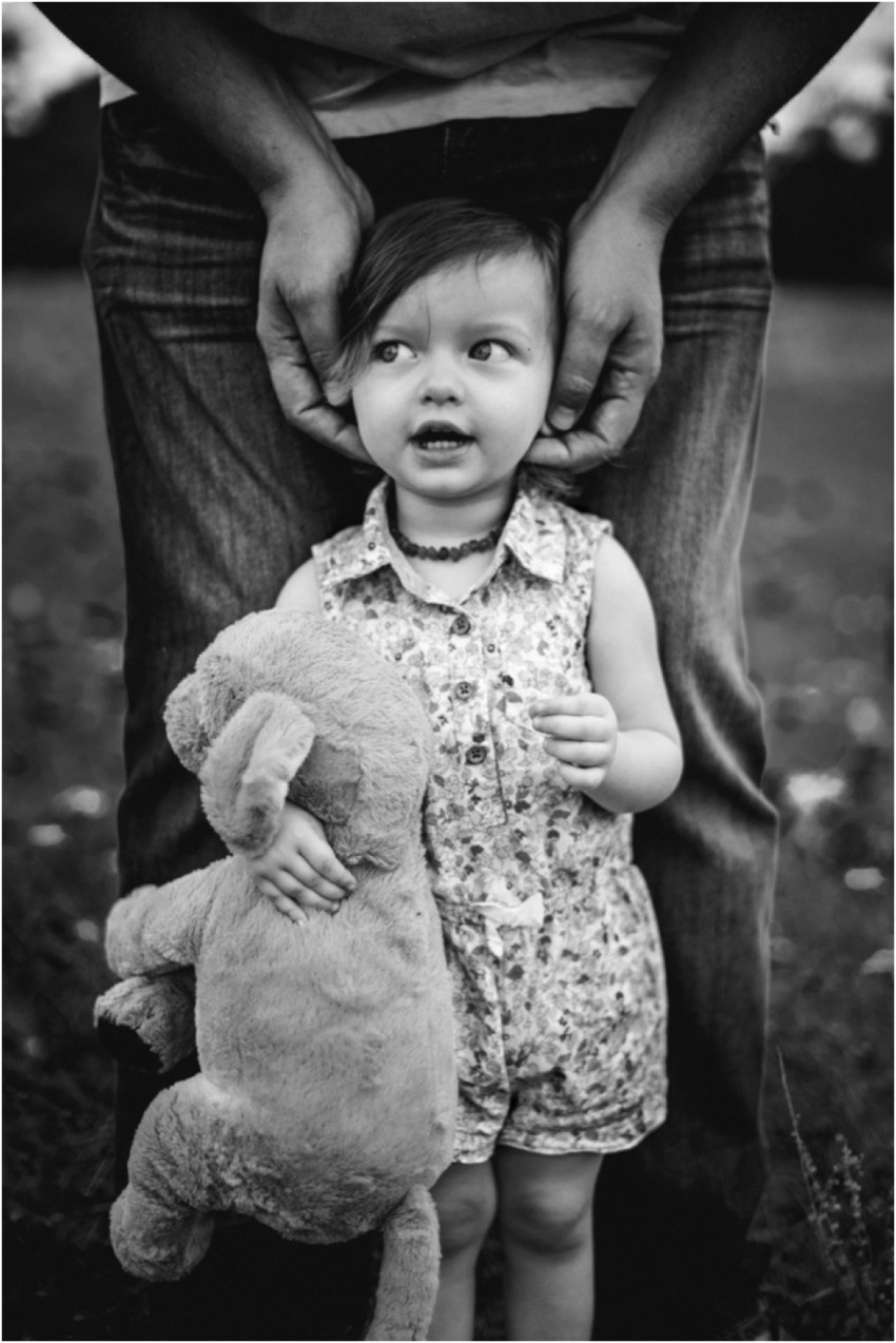 daddy and his daughter family photo| jacksonville children photographer