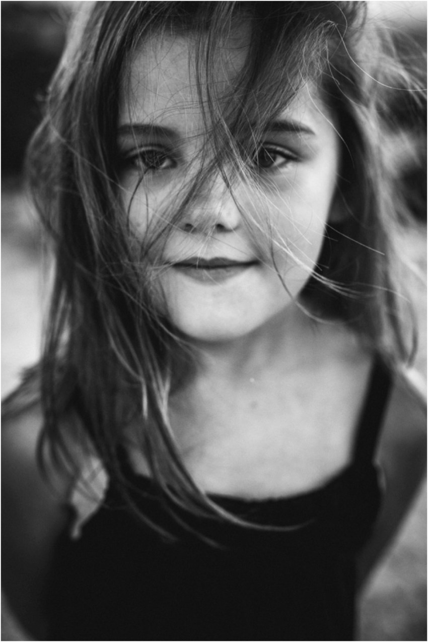 beautiful portrait of a little girl | jacksonville children photographer