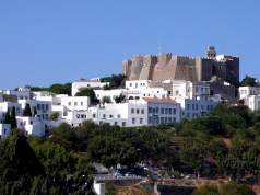 Patmos old fort