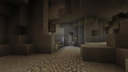 A crafting corner.