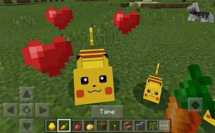 pikachu-and-raichu-add-on-for-minecraft-pe