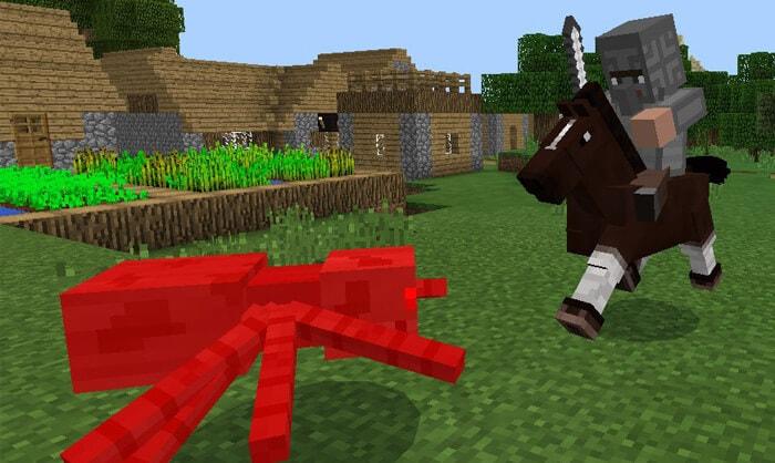 Medieval Mobs Addon