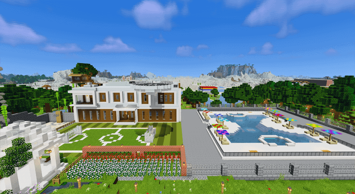 Special Modern House