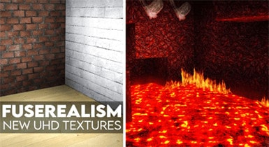 New UHD FuseRealism Resource Pack