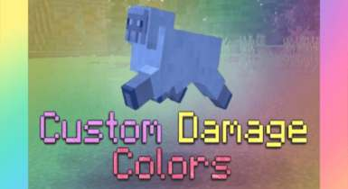 Custom Damage Colors [128x]