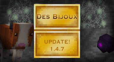Des Bijoux Texture Pack (Updated 1.4.7)