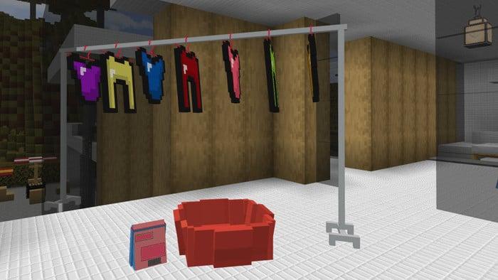 Laundry Set Addon