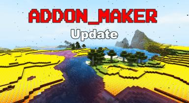 Addon Maker for Minecraft Pe apk 2.5.10