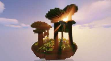 Endgame 2 [Survival] | Minecraft PE Maps