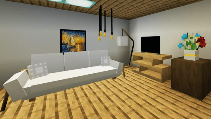 Home-Furniture-Addon-for-Minecraft